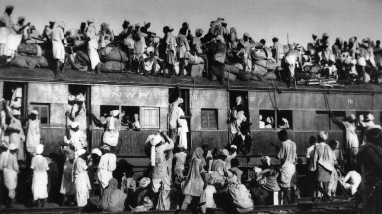 refugee train bengal partition
