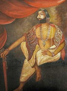 Marthanda Varma The king who defeated the Dutch East Indian Company in the Battle of Colachel.