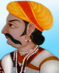 Battle of Jalore Image of Kahnardev Chuahan He was the father of Viramdev